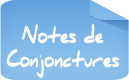 Notes de Conjonctures